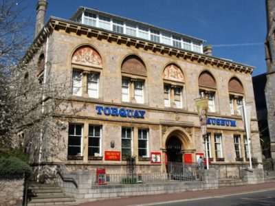 Torquay Museum from the outside